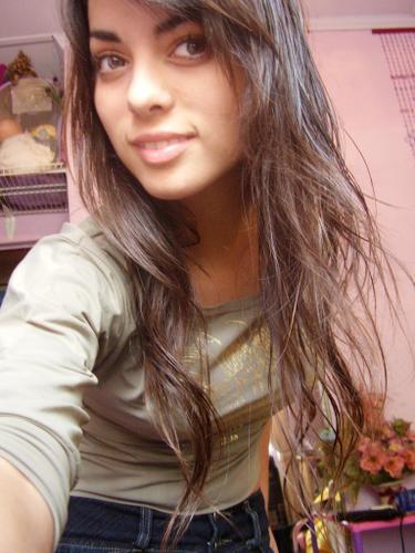chica peruana buscando amor:
