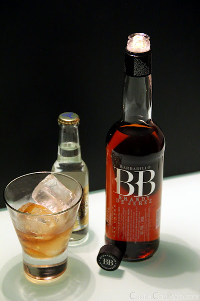 Brandy de Jerez Barbadillo