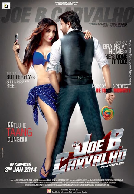 Poster of Soha-Arshad's 'Mr Joe B. Carvalho' Movie