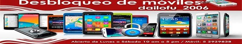 Desbloqueo Moviles y celulares