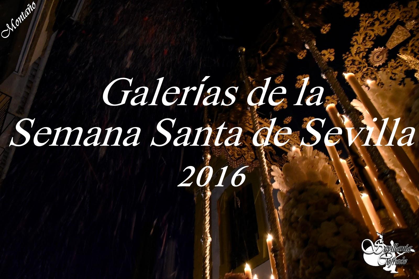 Galería de la Semana Santa de Sevilla 2016