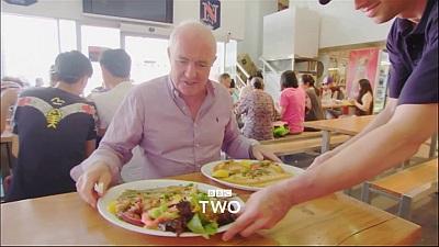 A Cook Abroad (TV-Show / Series) - Teaser - Screenshot