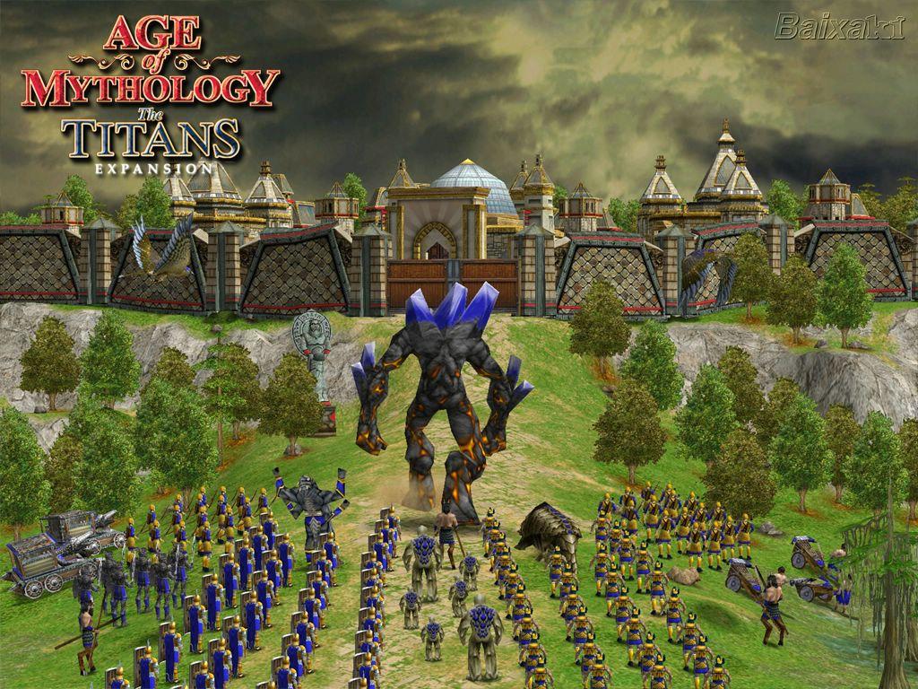 descargar age of empires mythology