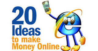 20 ways to earn on net