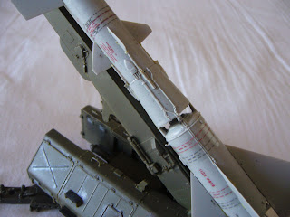 trumpeter Guideline Missile on launcher escale 1:35