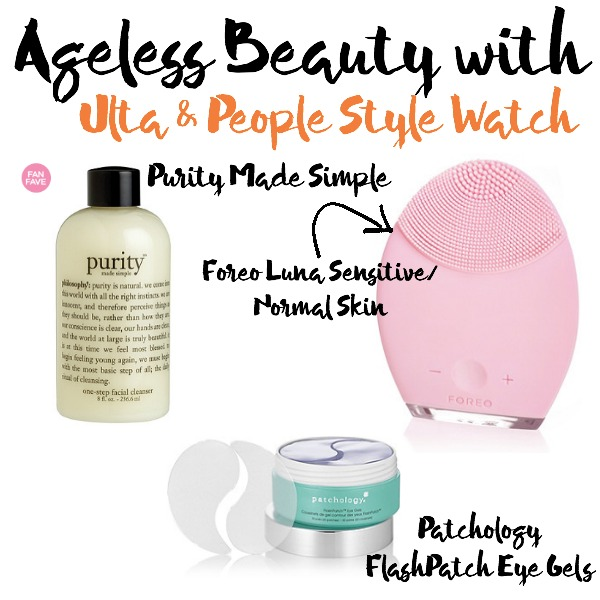 Ageless Beauty with Ulta & People Style Watch