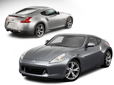 Auto car new and classic: 2011 Nissan Sports Cars 370Z Hybrid
