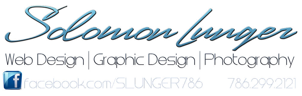 Solomon Lunger Photography