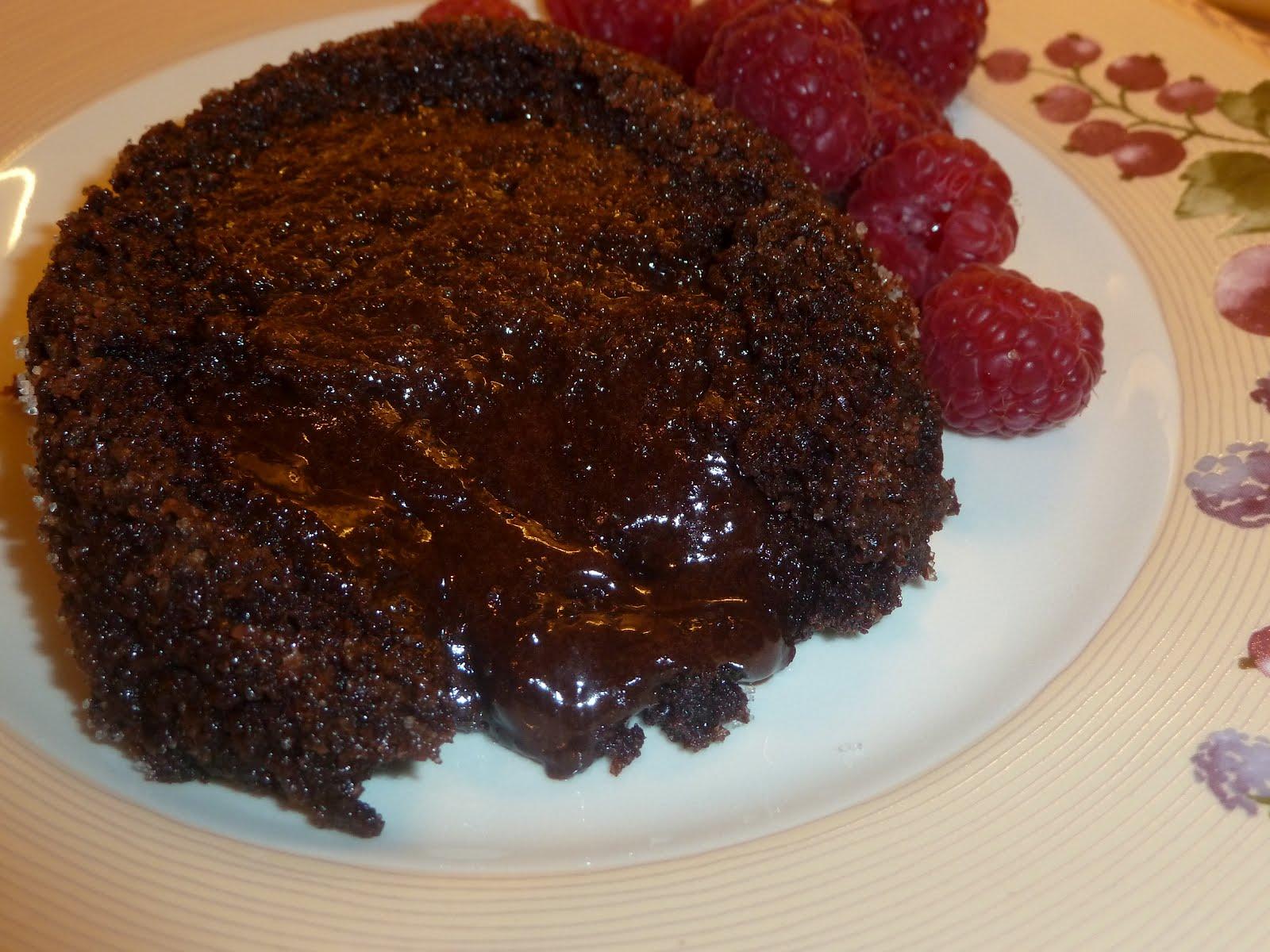 Paul Hollywood Lava Cake Recipe
