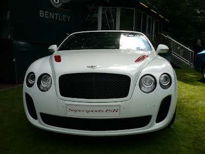 Car of the Day # 25 Bentley Continental Supersports ISR Cabrio
