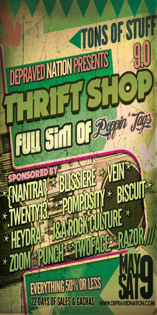 Thrift Shop 9
