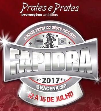 ESTÁ CHEGANDO A FAPIDRA!