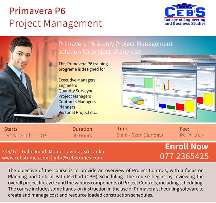 Primavera software includes project management, product management, collaboration and control capabilities and integrates with other enterprise software such as Oracle and SAP's ERP systems.