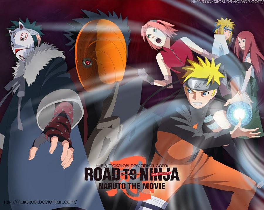 Naruto Shippuden The Movie 6 Road To Ninja (Sub Indo) | DUNIA NARUTO