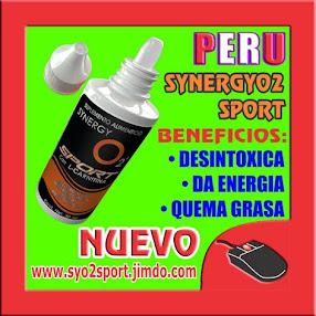 SYNERGYO2 SPORT
