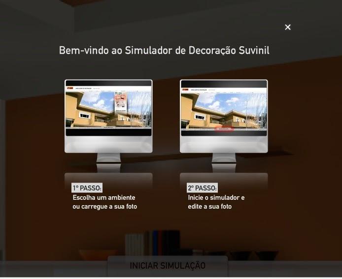 Ags pinturas 35 anos simulador da suvinil - Pinturas bruguer simulador ...