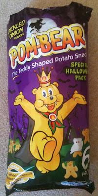 picked onion pom bear