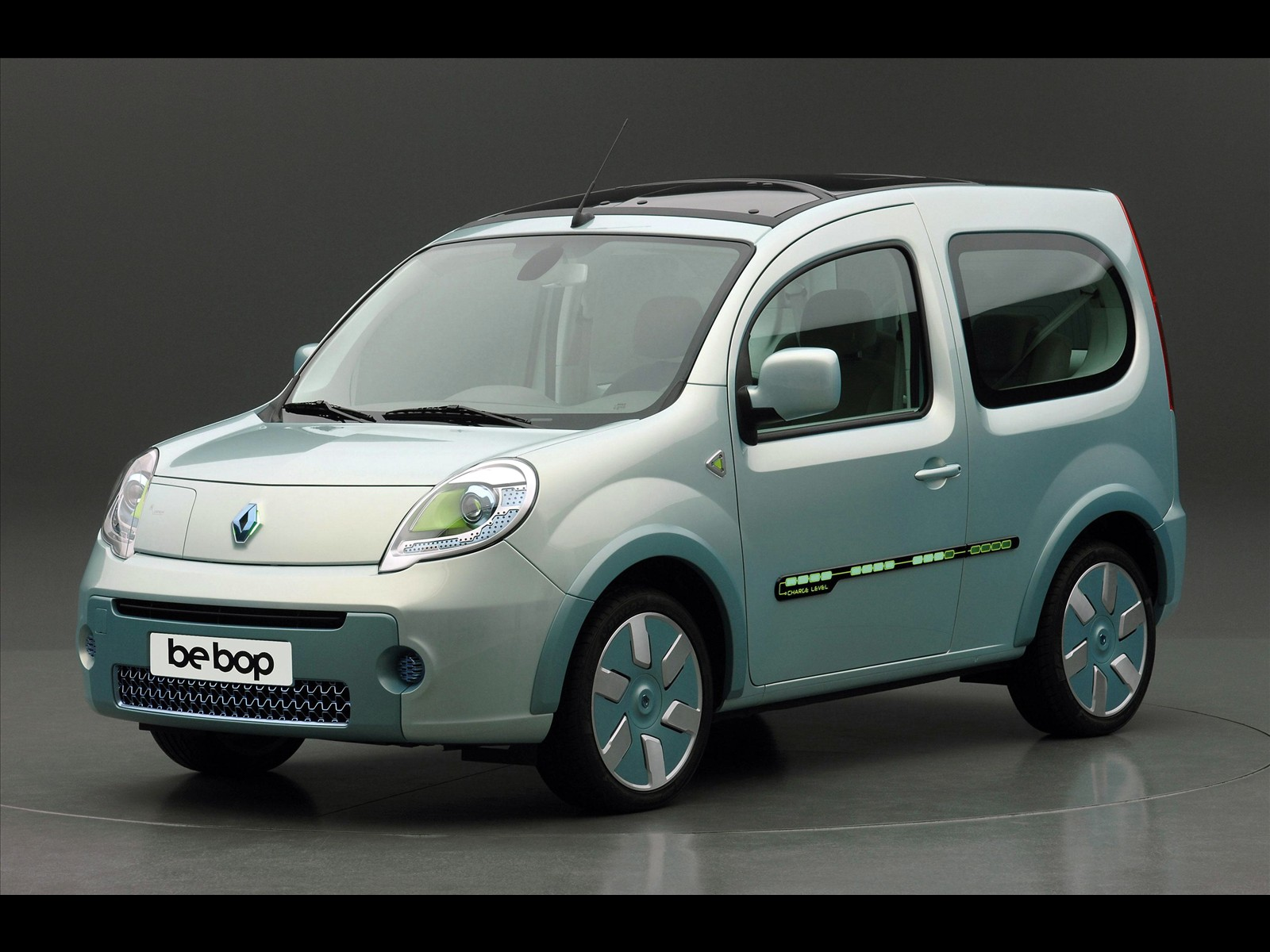 car pictures renault kangoo be bop z e 2010. Black Bedroom Furniture Sets. Home Design Ideas