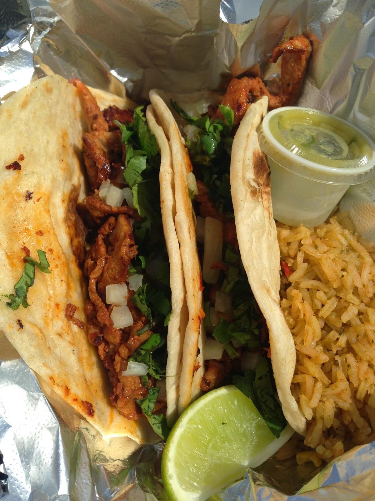 Taco Me Crazy Food Truck Pastor Tacos
