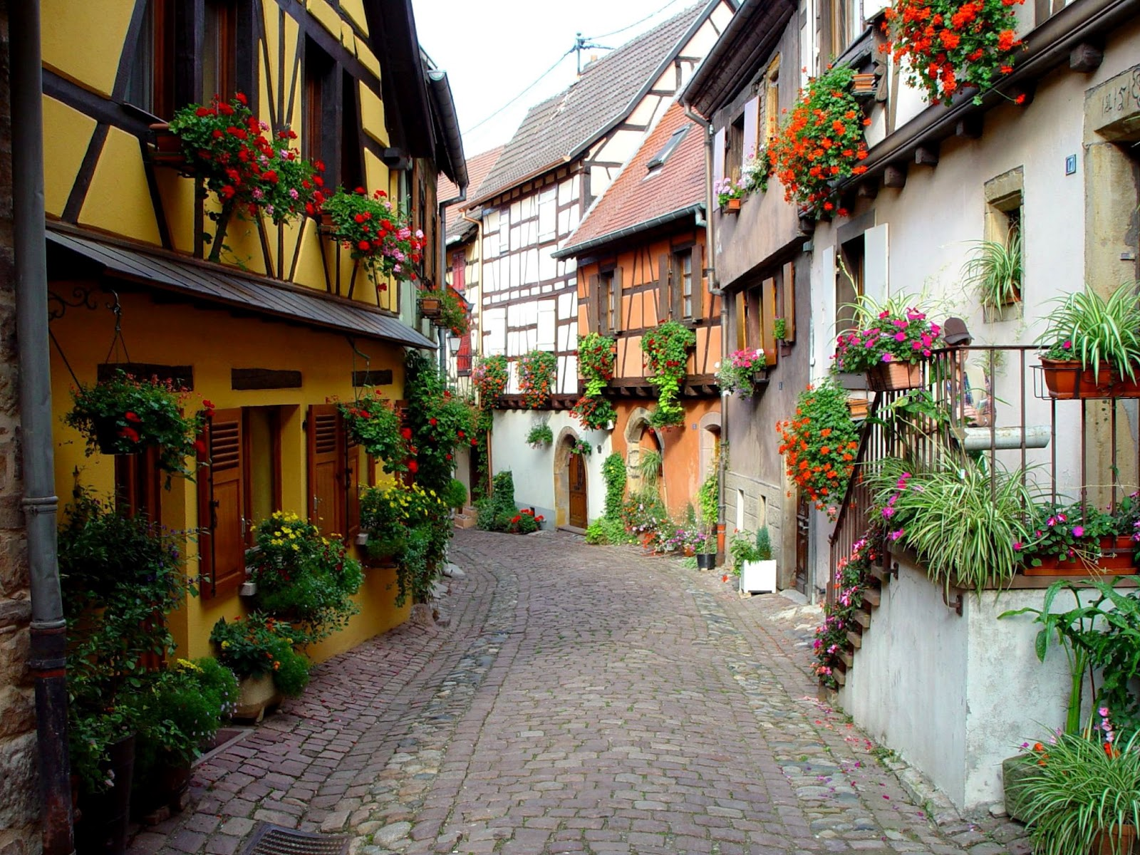Eguisheim, Alsace