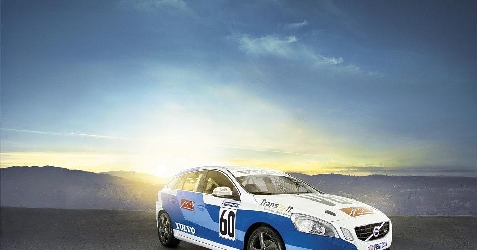 All Cars Nz 2012 Volvo V60 Racing Wagon
