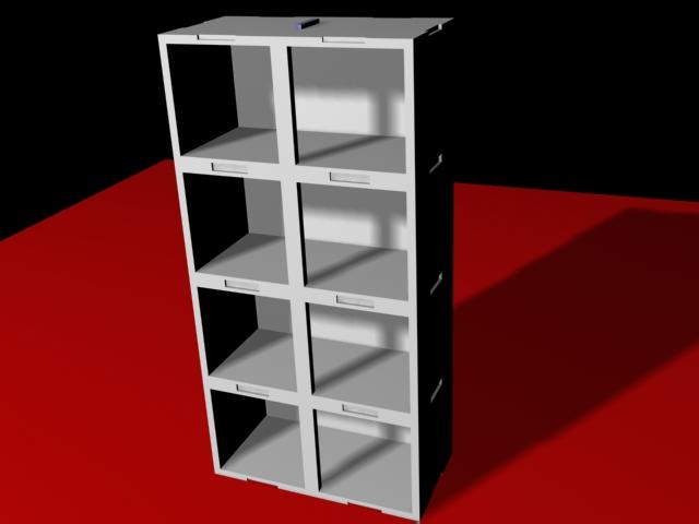 Reno dise o industrial mueble modular - Muebles diseno industrial ...