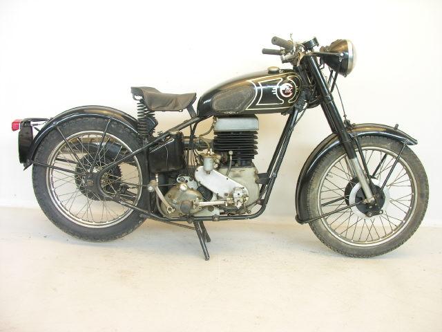 EMC 1947 Twin 350 cc Dr Joseph Ehrlich