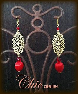 Tendencias pendientes y complementos moda flamenca