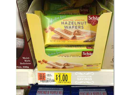 Walmart: Possibly FREE Schar Gluten Free Wafers