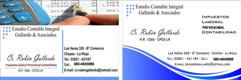 RUBEN GALLARDO