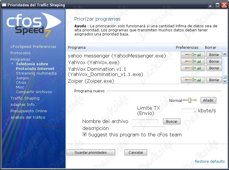 cfosspeed internet accelerator software free download