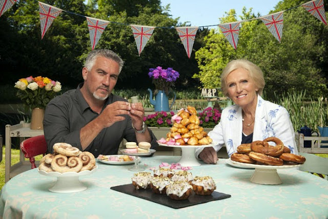 Get ready for Christmas with Mary Berry and Paul Hollywood