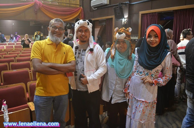 Teater Cinta Sang Arnah & Mahkamah Lorong Oleh Tronoh Theatre Shop