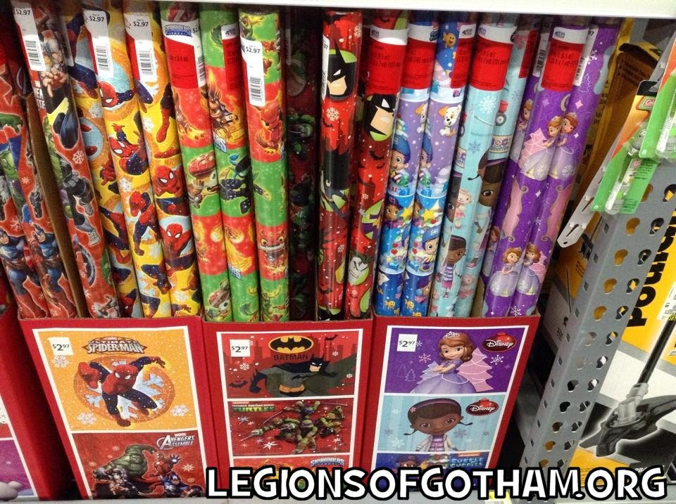 batman wrapping paper Find gift wrap for kids or adults with wrapping paper for any occasion or holiday with high-quality hallmark wrapping paper for birthday, weddings and more.