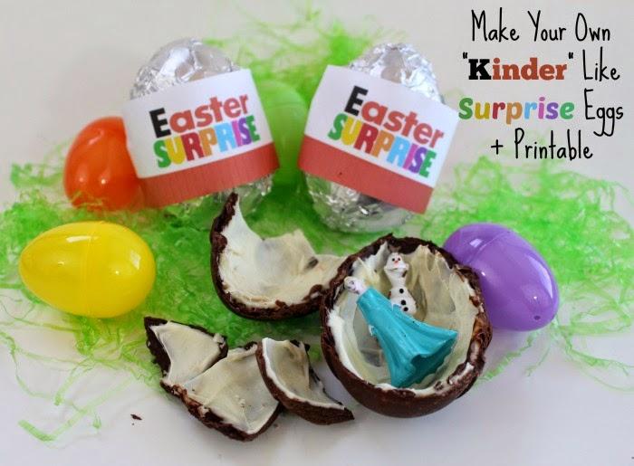 Kinder Chocolate Egg