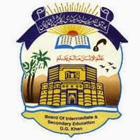 BISE DG Khan Board Inter Result 2016 Part 1, 2