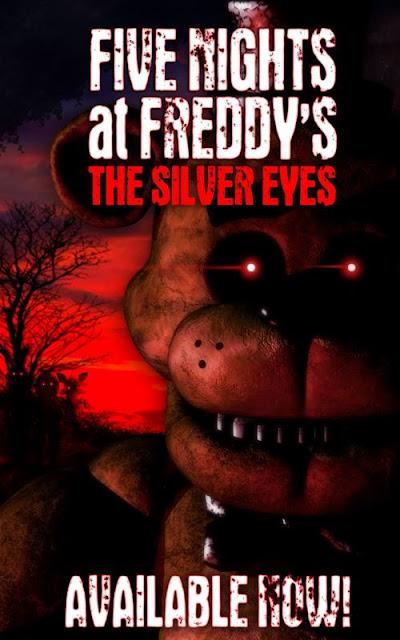 Five Nights at Freddy livro