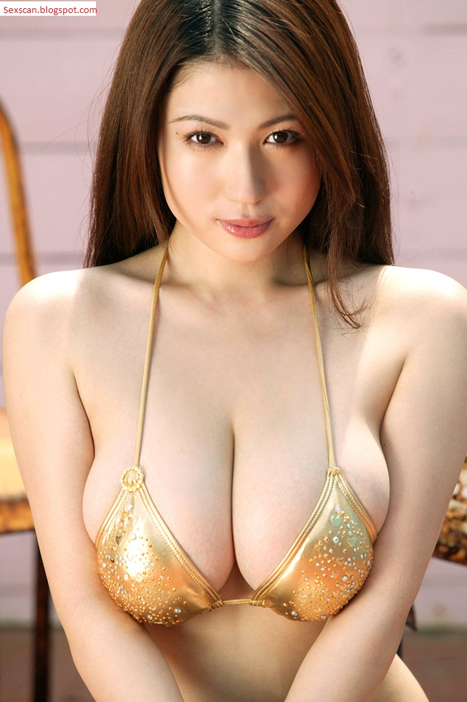 asian girl with big breast