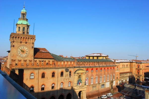 Bolonia Pałac d Accursio