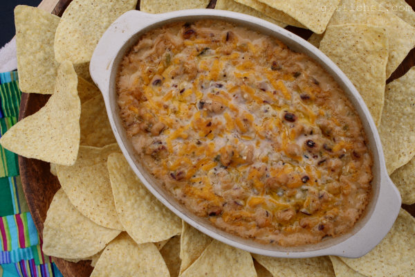 Black-Eyed Pea Dip - All Roads Lead to the Kitchen