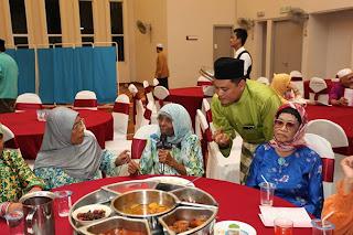 SPRM Menyantuni Warga Rumah Seri Kenangan Cheras 24/7/2013