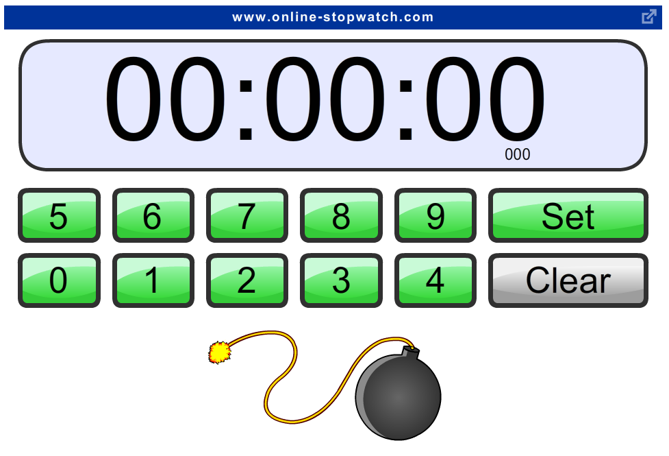 Enchanted with Technology: Online Classroom Stopwatches and ...