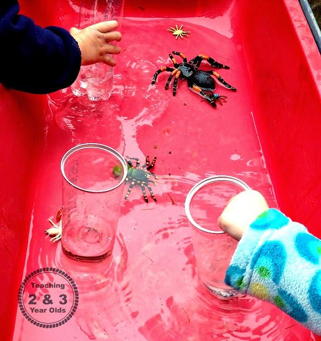 11 Water Play Activities