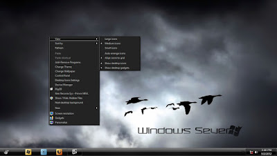 Windows 7 Dark Edition 2 Ultimate SP1 (64bit) By Prince NRVL