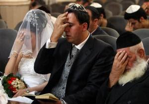 Majlis perkahwinan bangsa Yahudi di Iran
