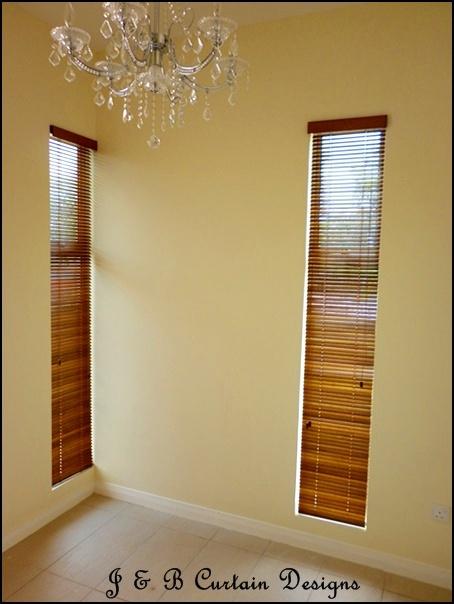 J B Curtain Designs Small Windows