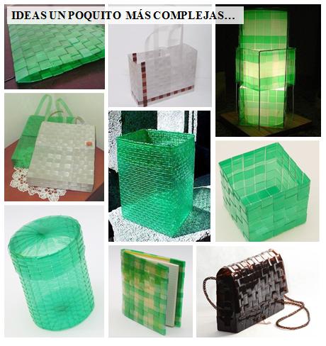 Reciclando y reutilizando pet sembrando futuro - Objetos reciclados para el hogar ...