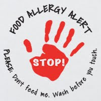 Food Allergy Alert clothing