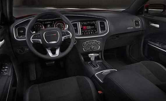 2016 Dodge Barracuda Interior