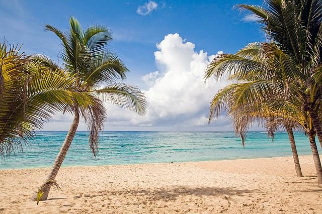 Mexiko - Karibischer Traumstrand